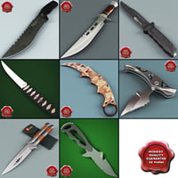 Knives Collection V5