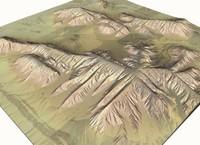3dsmax terrain maps