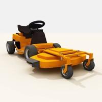 Lawn Mower rider