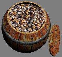 Mussels Barrel