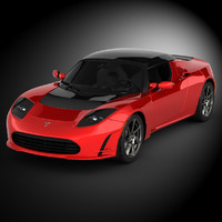 max 2012 tesla roadster sport