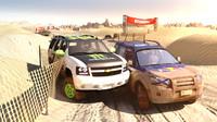 DESERT RACE TRACK