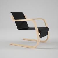 artek armchair 42 max