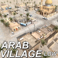Arab Village_Low