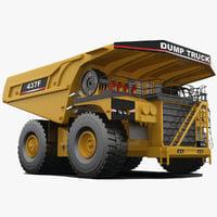 maya dump truck