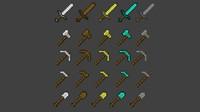 3d tools minecraft