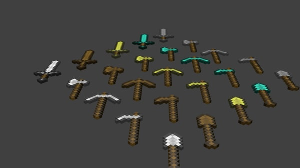 How To Craft Wooden Tools In Minecraft