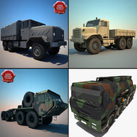 Military Trucks Collection