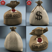 lightwave money bags v1