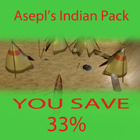 3ds pack indian themed