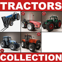 Tractors Collection V2
