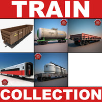 Trains Collection v2