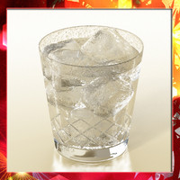 High Detailed Cup Glass 7