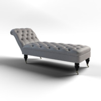 couch eichholtz 3d model