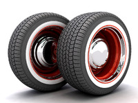 Hot Rod Wheels Smoothie Rims