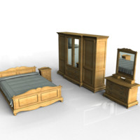 bedroom set bed max