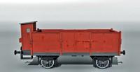 Cargo railcar