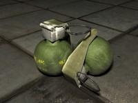 M67 Frag Grenade