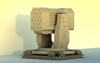3d ram pdms model