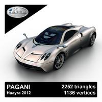 2012 pagani huayra max