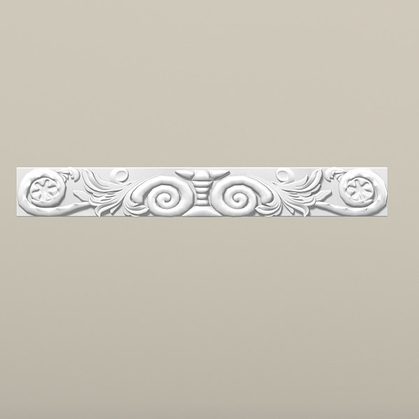 Petergof P 47 wall molding carved cornice decor decoration element plaster classic 0001.jpg