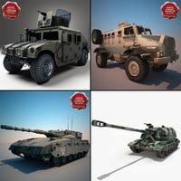 3dsmax tanks v4