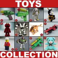 Toys Collection V4