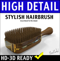 Designer Hairbrush