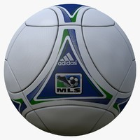 c4d mls soccer ball