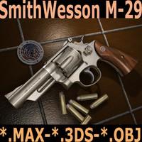 hi s w m-29 3d max