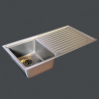 Clark Monaco Single Bowl Sink