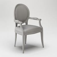 3ds max napoleon chair