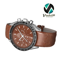 Omega Speedmaster Brown