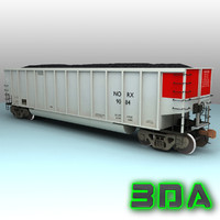 Railroad hopper J311 NORX