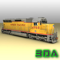 emd sd45 engines locomotive max