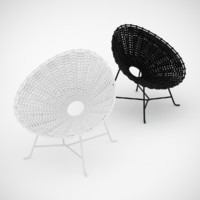 3d sweet 27 chair