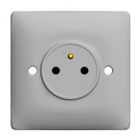 power point socket 3d max