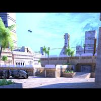 3ds max city sci fi