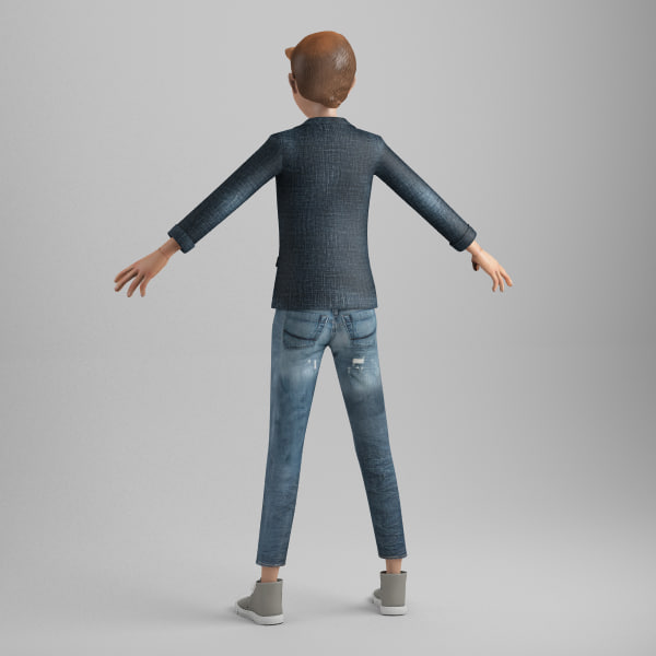 from Jax 3d young gay animated boys