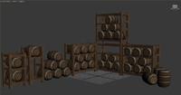 fbx barrel ready kit
