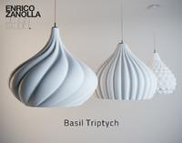3ds max enrico basil triptych