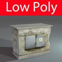 electricity box max