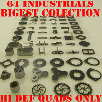 components industrial gears