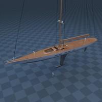 Yacht Lemelisk