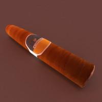 cohiba cigar 3d ma