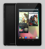 google nexus 7 tablet 3d model
