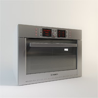 Bosch Microwave Integrated Modern