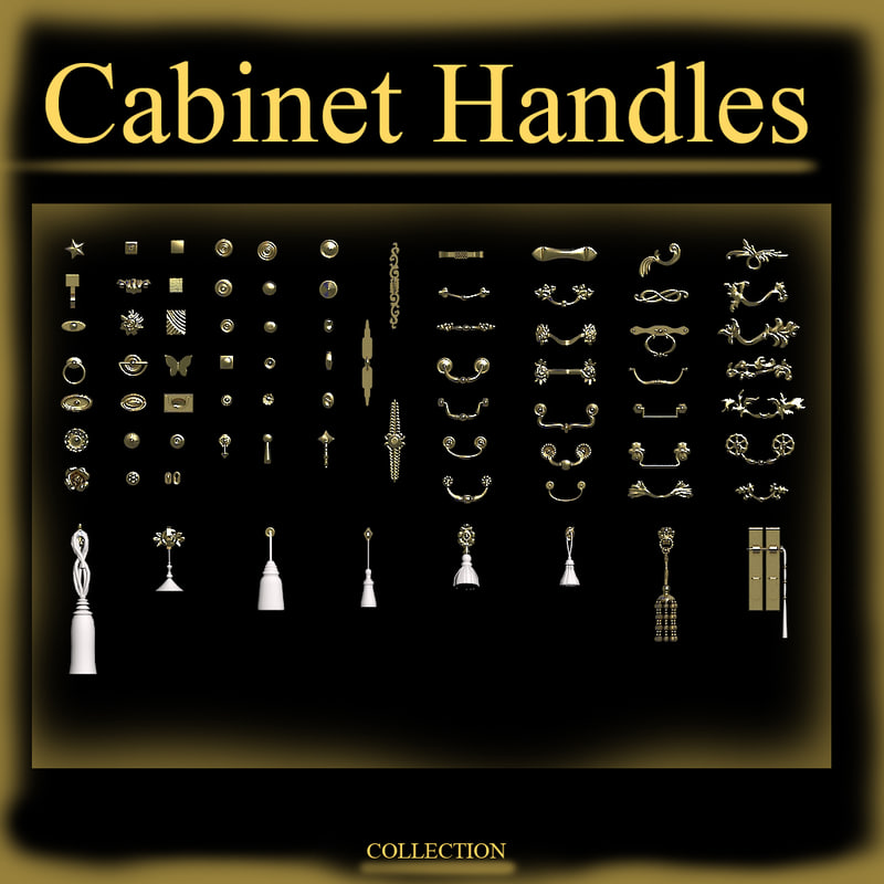 Cabinet Hardware Collection handle knob antique classic baroque drop ring pull.jpg