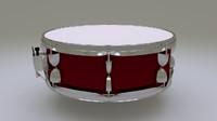 blender snare drum