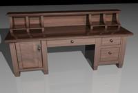 3ds max desks